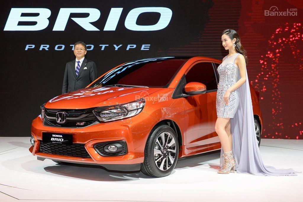 Giá xe Honda Brio 2019 mới nhất tại Việt Nam...