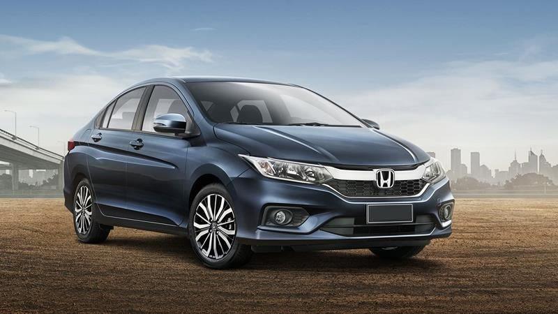 Giá xe Honda City 2019 mới nhất tại Việt Nam...